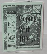 B. C. PWA newsletter: issue #76, March 1994: Coping with HIV