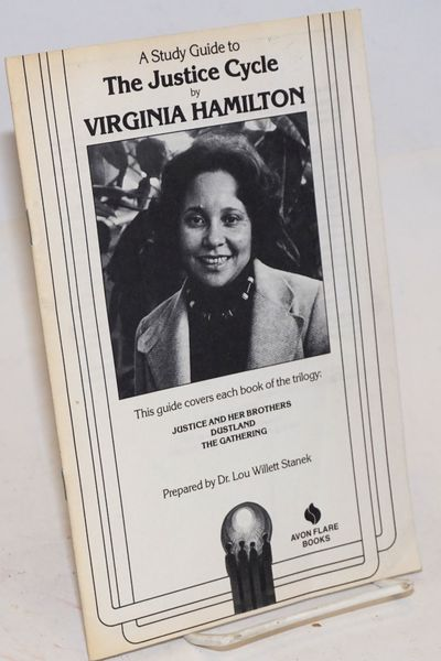 New York: Avon Flare Books, 1980. 24p., includes covers6x9 inches, biographical sketch, guides, disc...