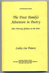 image of The Frost Family's Adventure in Poetry: Sheer Morning Gladness at the Brim
