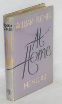 At home; memoirs