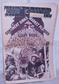 image of The East Village Other: vol. 3, #1, Nov. 15-30, 1967: Continent Sinks, Market Plunges, Leary Weds!