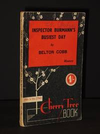 Inspector Burmann's Busiest Day: (Cherry Tree Book No. 278)