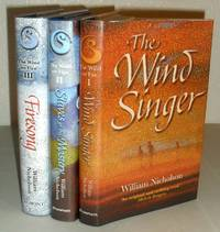 The Wind Singer, Slaves of the Mastery and Firesong - Three Volume Set, SIGNED COPIES