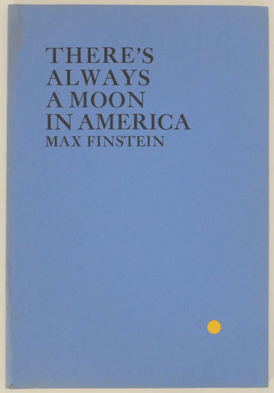 San Francisco, CA: Cranium Press, 1968. First edition. Softcover. A collection of poems by Finstein ...