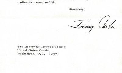 14/11/1977. In 1963 John F. Kennedy had achieved a limited nuclear test ban treaty, banning testing ...