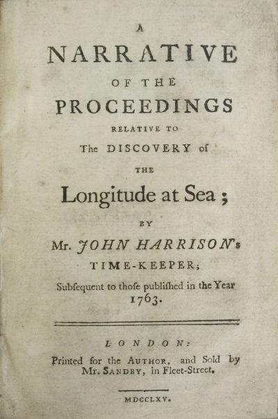 Narrative of the Proceedings Relative...