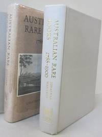 Australian Rare Books 1788-1900