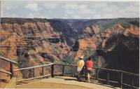 Waimea Canyon, Hawaii, unused Postcard