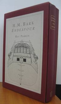 H.M. Bark Endeavour: her place in Australian history.  With an account of her construction, crew and equipment and a narrative of her voyage on the east coast of New Holland in the year 1770. by  Ray PARKIN - Hardcover - 1999 - from Astrolabe Booksellers and Biblio.com