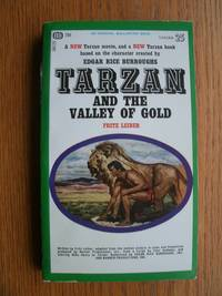 Tarzan and the Valley of Gold # U6125