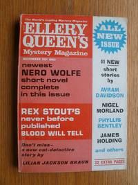 Ellery Queen's Mystery Magazine December 1963