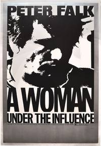 A Woman Under the Influence (Original poster, Peter Falk variant)