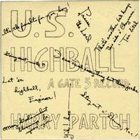 image of U.S. Highball - Gate 5 Records, Issue No. 6 (First pressing, inscribed to Amos Vogel in 1960)