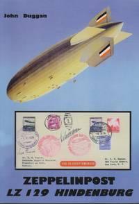 Zeppelinpost LZ 129 Hindenburg