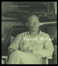 image of DAVID MILNE.  WATERCOLOURS: AN OVERVIEW.