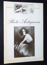 Photo-Antiquaria No. 1/80, January 1980