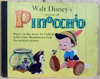 image of Walt Disney's Pinocchio