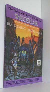 image of The Tower Of Cirith Ungol And Shelob's Lair Merpg Mrpg Ice 8030