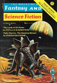 Magazine of Fantasy and Science Fiction, Feb. 1975