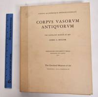 image of Corpus Vasorum Antiquorum: United States of America, Cleveland Museum of Art (Fascicule 1. USA Fascicule 15)