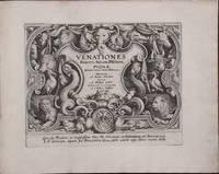 Venationes ferarum, avium, piscium. Pugnae bestiariorum & mutuae bestiarum, depictae a loanne Stradano