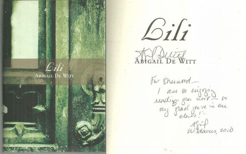 LILI, De Witt, Abigail