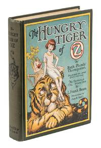 THE HUNGRY TIGER OF OZ (First Printing, First State Dust Jacket)