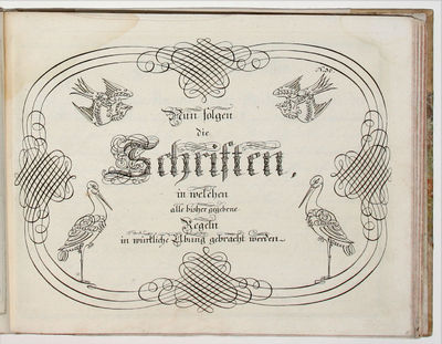 Frankfurt: Selbstverlag, 1760. Hardcover. Very Good. Oblong 4to. . (1) ff. engraved title-page with ...