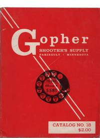 Gopher Shooter's Supply Catalog NO. 18