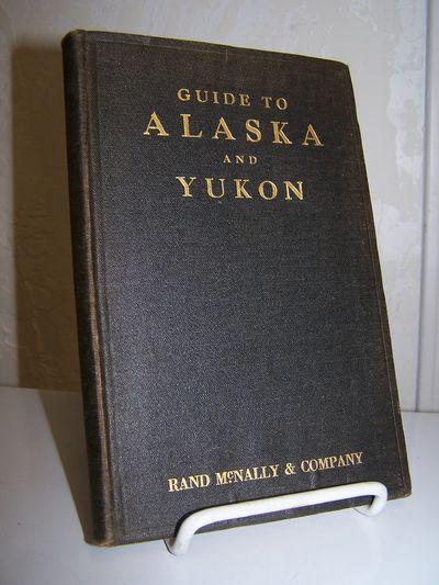 New York. : Rand McNally. , 1922. . Black limp cloth, gilt cover title, no spine title. . Lacks the ...