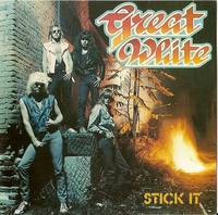 Great White. Stick It - Limited Numbered Edition 027. Import From France.