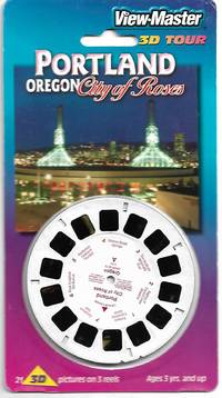 Portland, Oregon,  City of Roses  (View-master 3D Tour)