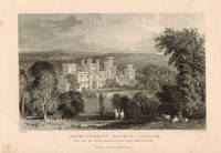 View of  the Country House, Ravensworth Castle, Seat of Baron Ravensworth, after T. Allom by W....