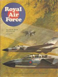 Royal Air Force Souvenir Book 1971 Edition