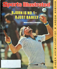 image of Sports Illustrated Magazine, July 11, 1977 (Vol 47, No. 2) : Bjorn Is No.  1 - Bjust Barely - Moment of Victory at Wimbledon