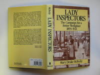 image of Lady inspectors: the campaign for a better workplace 1893 - 1921