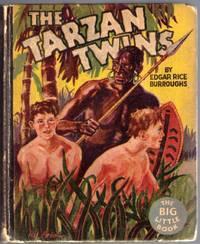 image of The Tarzan Twins - Big Little Book