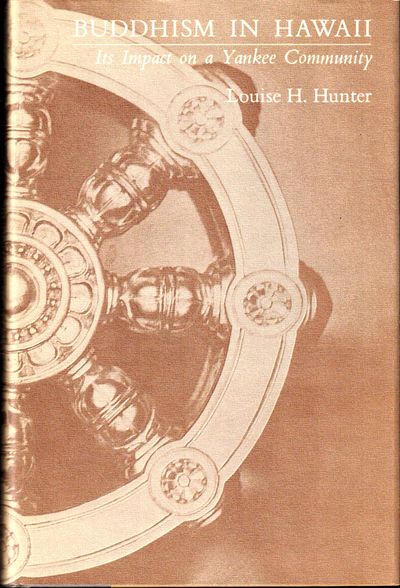 Honolulu: University of Hawaii Press, 1971. Hardcover. Very good. x, 257pp+ index. Very good hardbac...