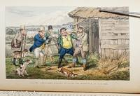 JORROCK'S JAUNTS AND JOLLITIES; BEING THE HUNTING, SHOOTING, RACING,  DRIVING, SAILING, EATING, ECCENTRIC AND EXTRAVAGANT EXPLOITS OF THAT  RENOWNED SPORTING CITIZEN, MR. JOHN JORROCKS [16 COLOR PLATES]