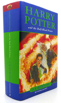 HARRY POTTER AND THE HALF-BLOOD PRINCE by J. K. Rowling - First Edition; First Printing - 2005 - from Rare Book Cellar and Biblio.com