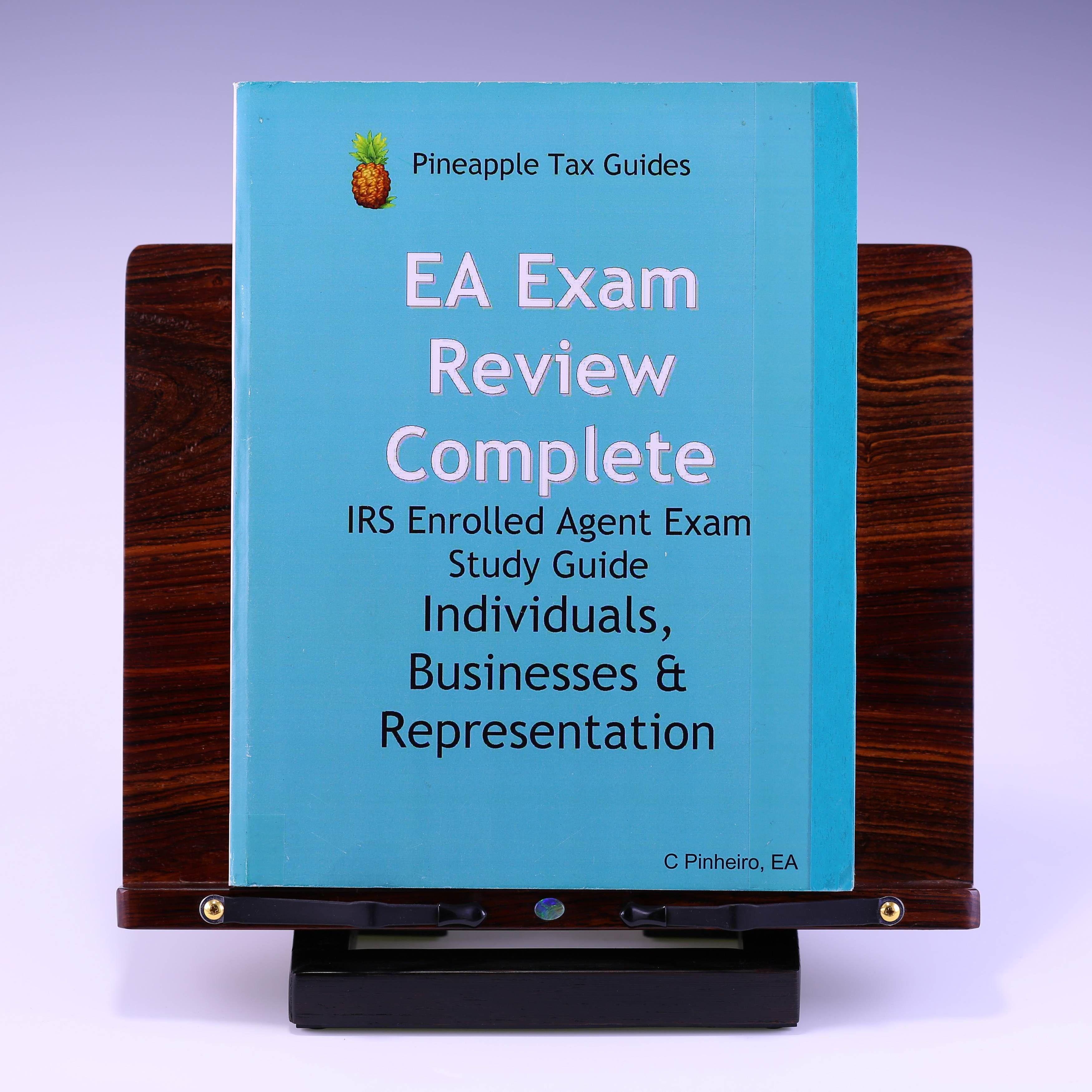 Enrolled Agent Review Courses - Gleim Exam Prep