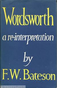 Wordsworth: A Re interpretation