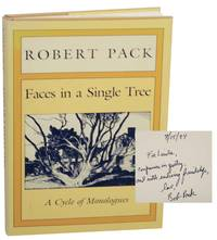 Faces in a Single Tree: A Cycle of Monologues (Signed First Edition)