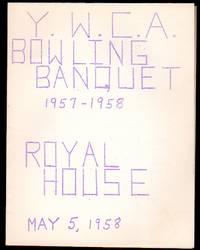 Y.W.C.A. Bowling Banquet 1957 - 1958
