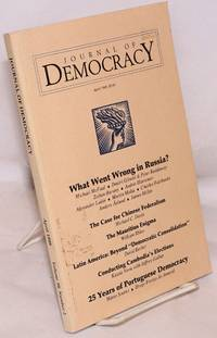 Journal of democracy; volume 10, number 2, April 1999