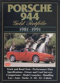 Porsche 944 Gold Portfolio, 1981-1991 (Road Test)