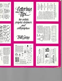 "image of ""Lettering Tips for Artists, Graphic Designers, and Calligraphers"""