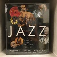 image of Jazz; A History of America's Music