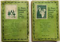 O. Henry Memorial Award Prize Stories for 1927, 2 volumes