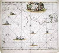 Sea Chart.  Barbariae and Guineae. Frederick De Wit. Ca1680